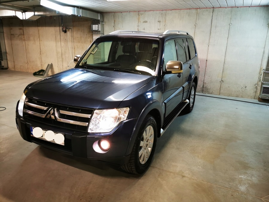Mitsubishi Pajero 4x4 Intense Rockford 9542911362 Oficjalne Archiwum Allegro