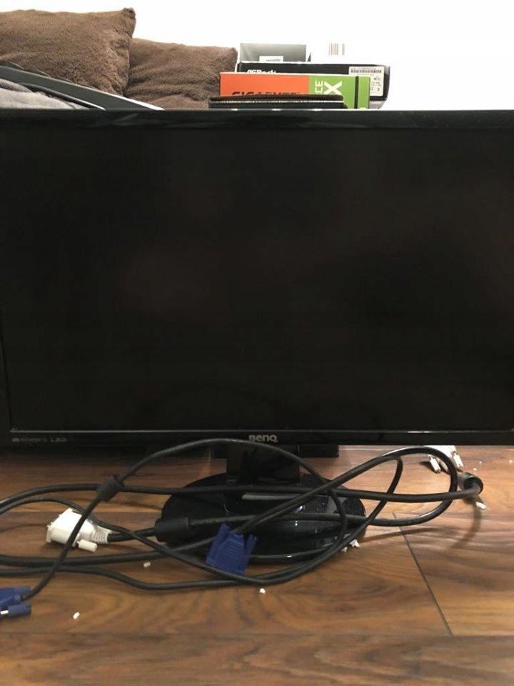 """Monitor BENQ GW2260 LED FULL HD 22"""""""