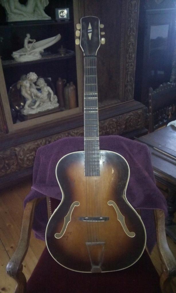 Stara gitara