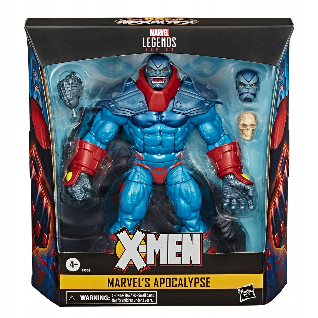 FIGURKA MARVEL LEGENDS X-MEN APOCALYPSE DELUXE