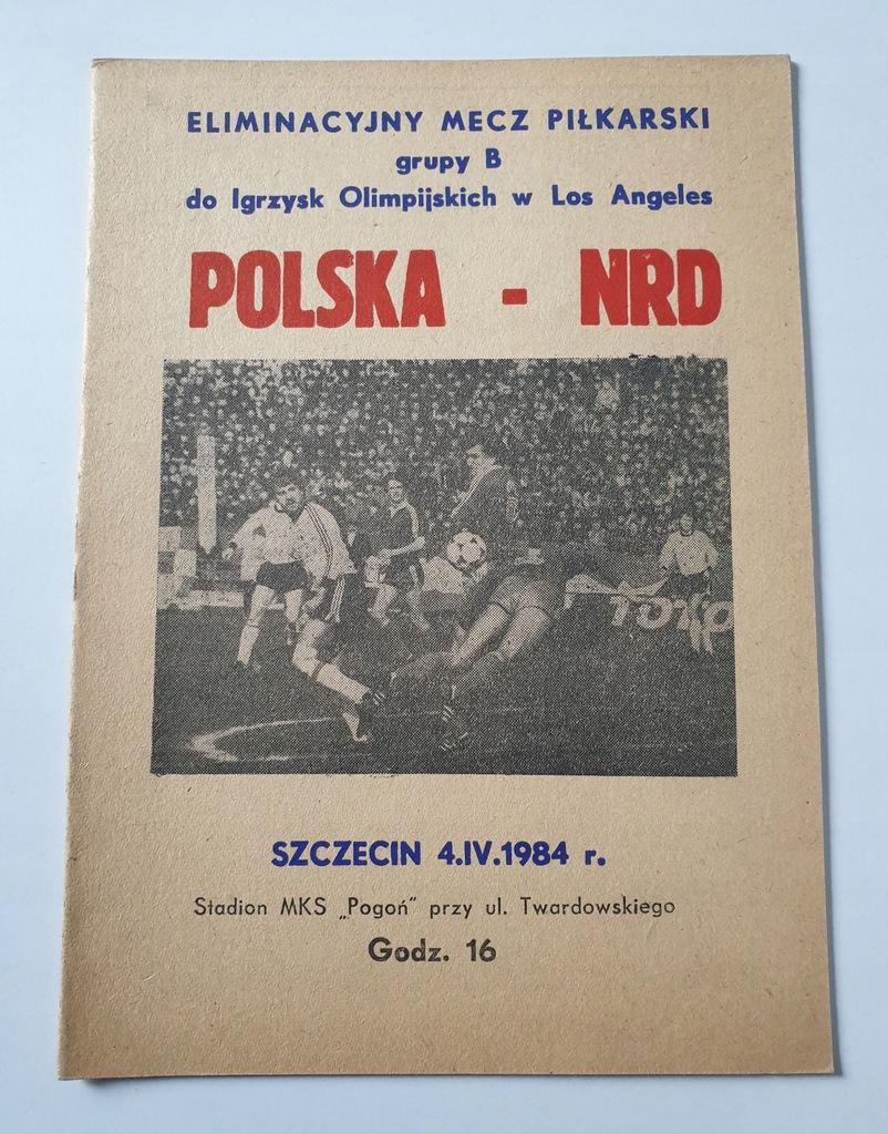 PROGRAM POLSKA - NRD 1984