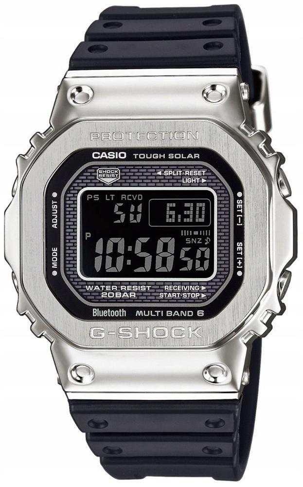 ZEGAREK MĘSKI CASIO G-SHOCK GMW-B5000 BLUETOOTH