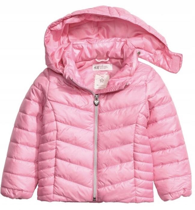 h&m kurtki jesienne dla dzieci