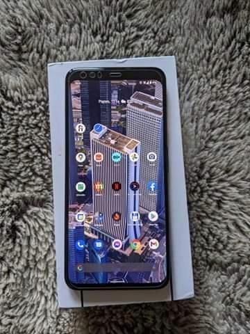 Smartfon Google Pixel 4 XL 6/64GB biały