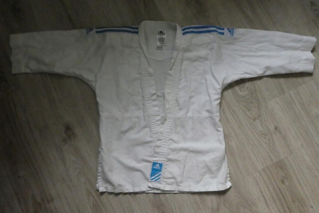 karate kimono bluza rozmiar 130 140 adidas