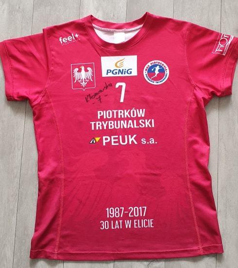 Koszulka Sylwia Klonowska Piotrcovia
