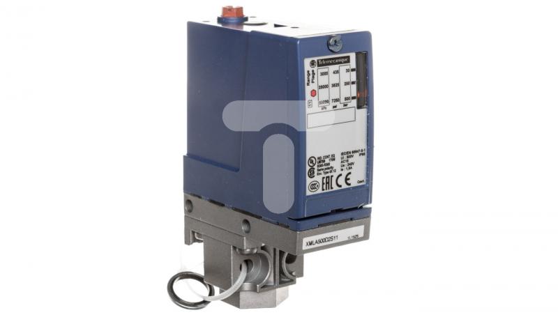 Wyłącznik ciśnieniowy 30-500Bar 1P G 1/4 olej hydr