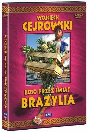 BOSO PRZEZ ŚWIAT. BRAZYLIA. FILM DVD
