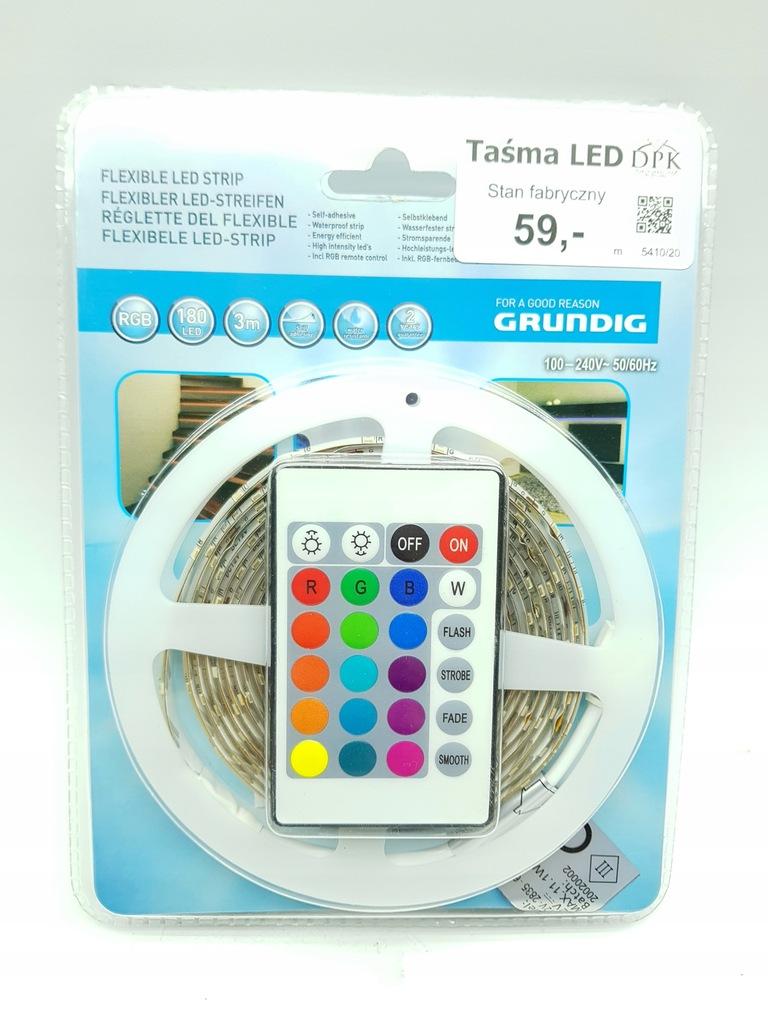 Taśma LED Grundig 3M