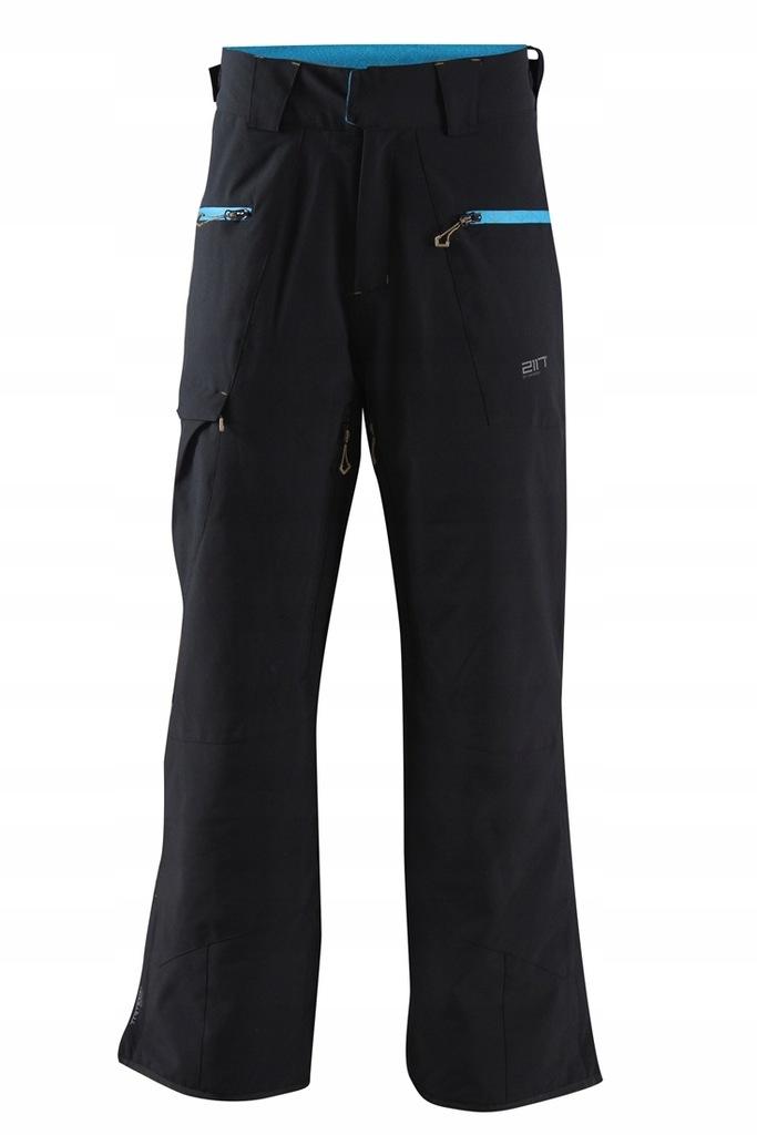 Spodnie na narty 2117 Roen Czarny M