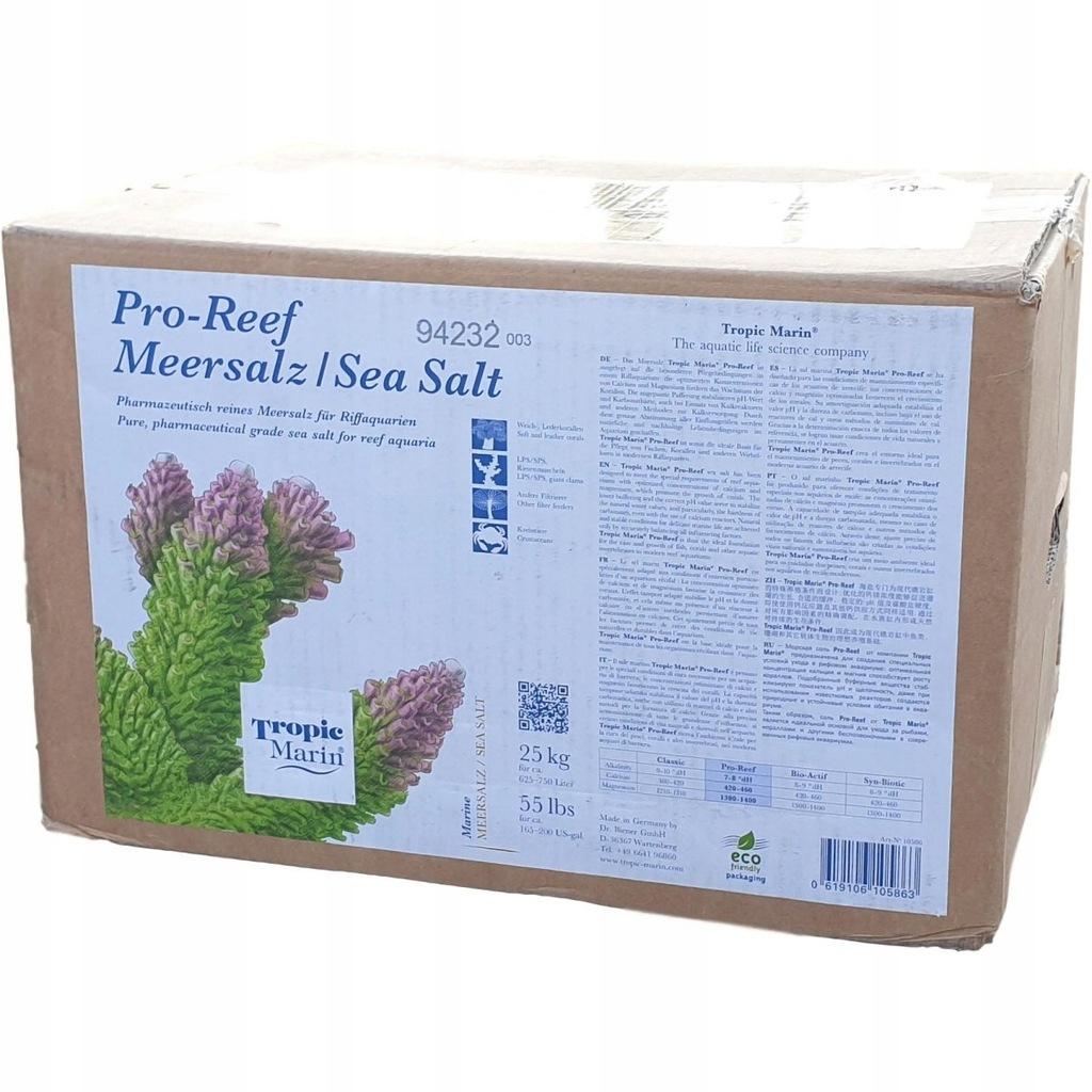 Tropic Marin Pro-Reef 25 kg Karton