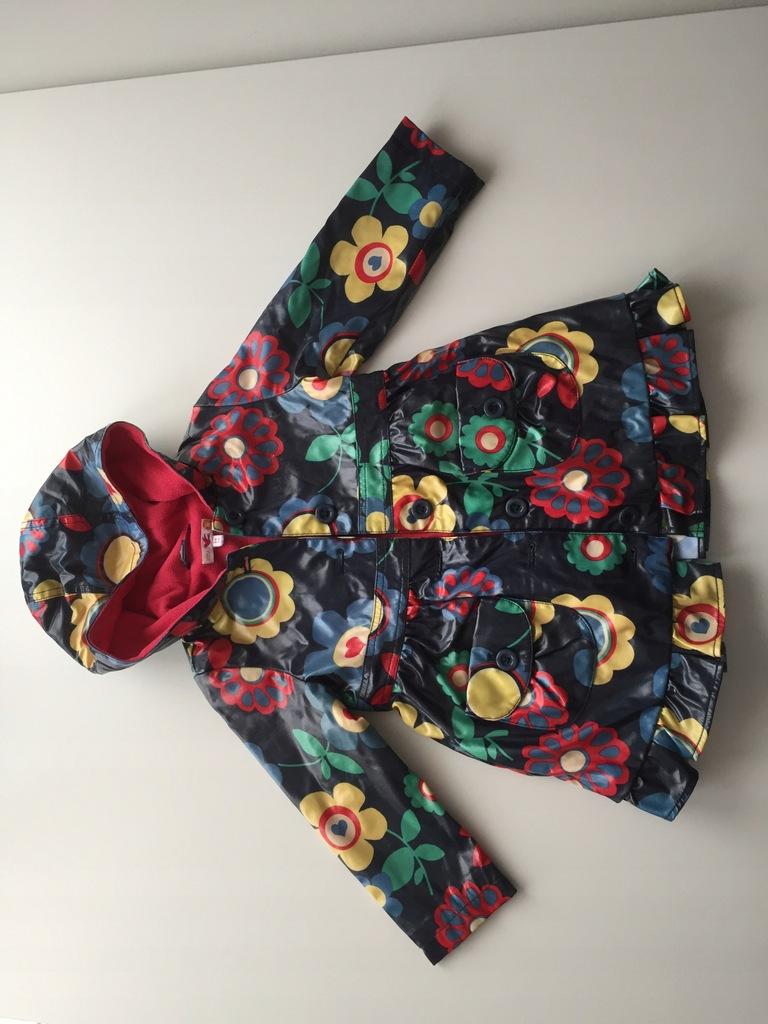 płaszcz wiosna jesień MARKS&SPEN 3-4lata 104cm