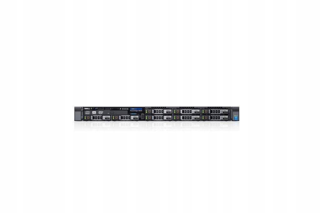 Dell R630 1x E5-2650 v3 16GB DDR4 H730 1GB 8x 2,5