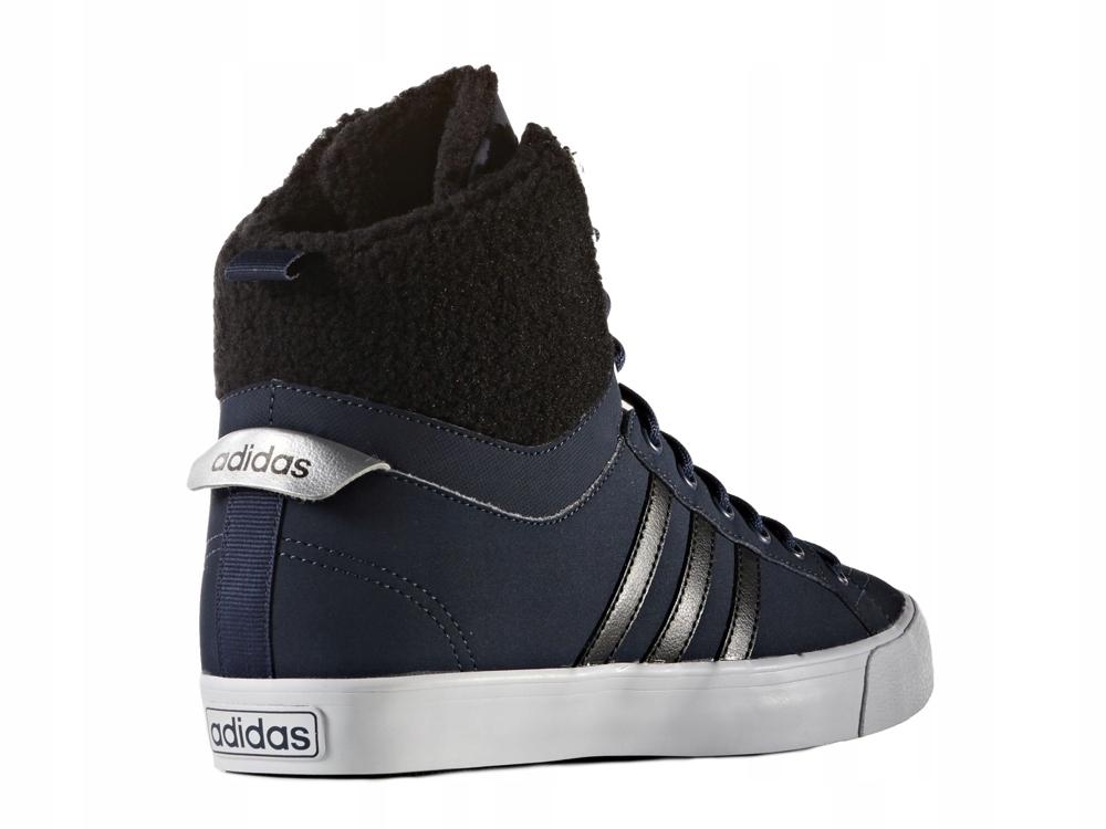 Damskie ZIMOWE Buty trampki sportowe Adidas AW4925