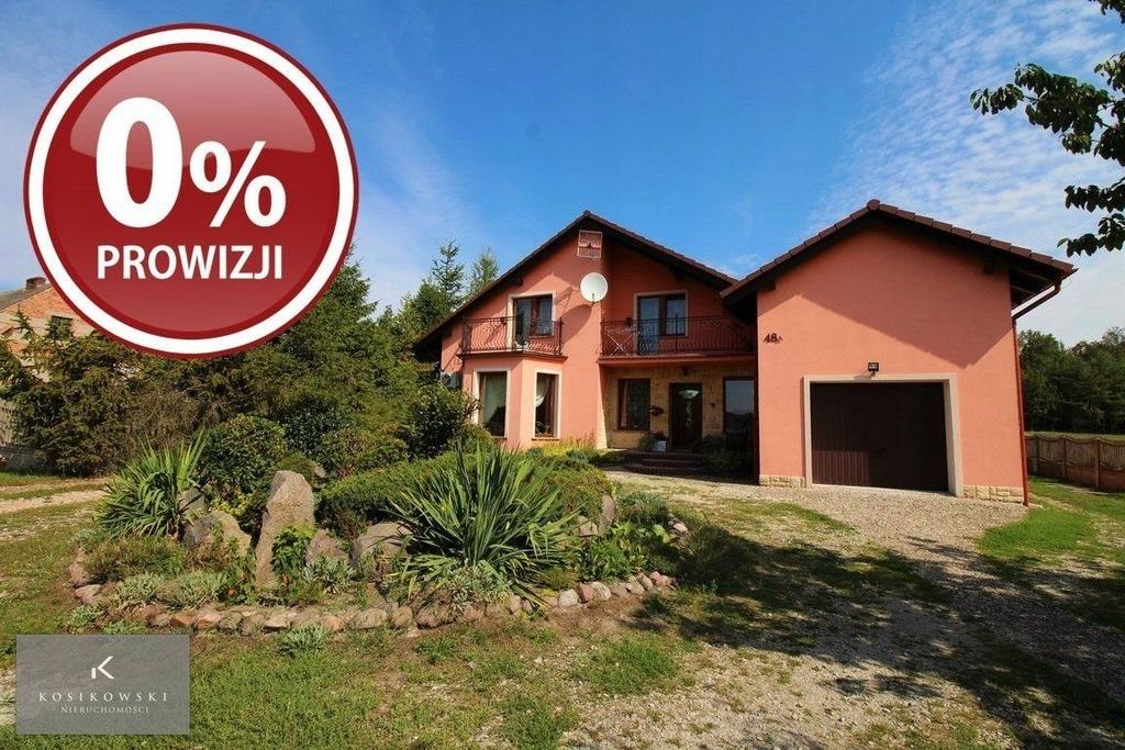 Dom, Klonów, Międzybórz (gm.), 249 m²