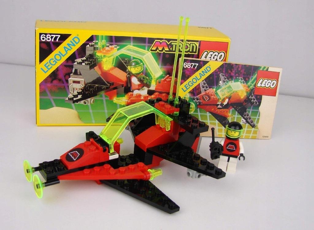 LEGO 6877 Vector Detector M-tron Space GBB