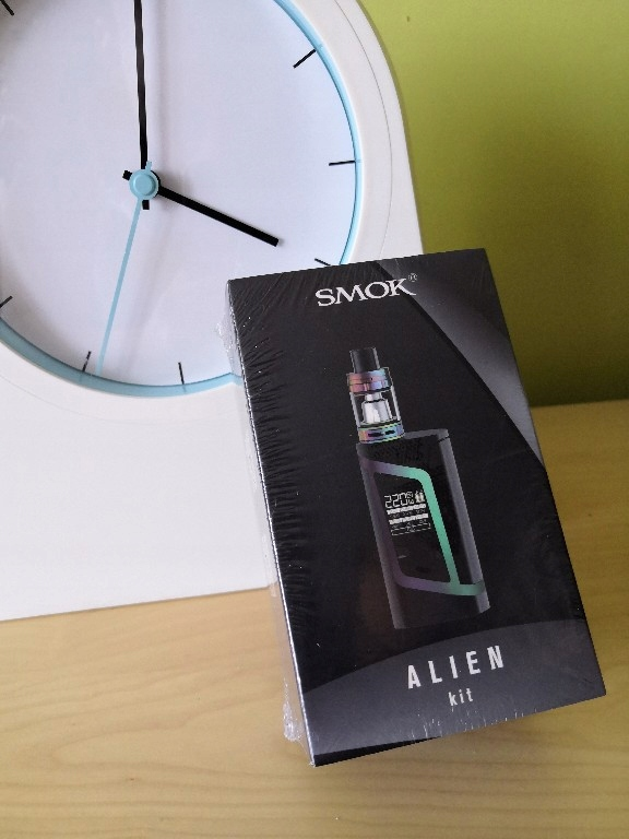 Smok Alien Kit 220w Folia Teczowy Bcm Gwarancja 7979742404 Oficjalne Archiwum Allegro