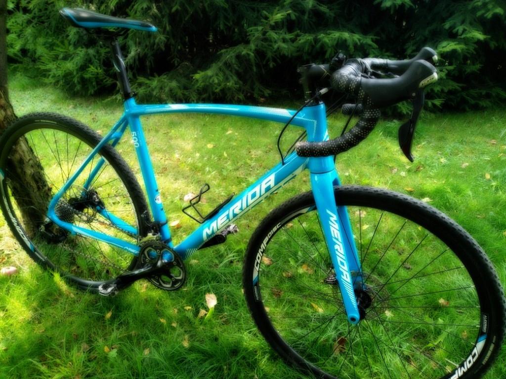 Merida cyclocross 500 przełaj gravel Cyclo cross
