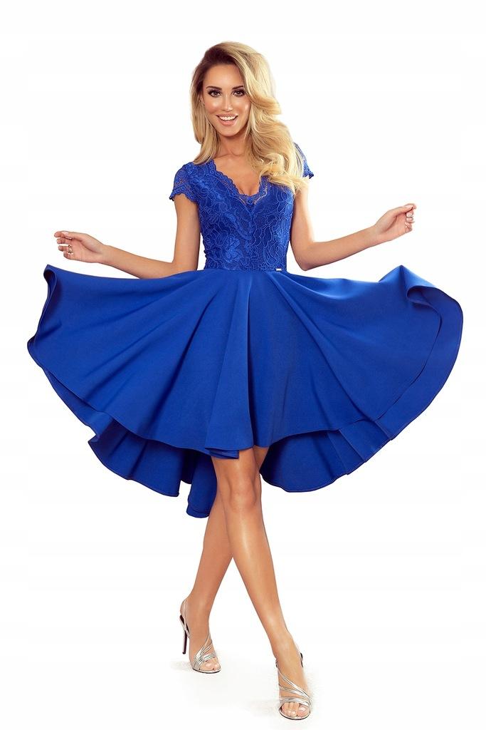 Sukienka na weselę NUMOCO 300-3 CHABROWA