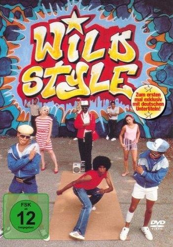 DVD Movie Wild Style