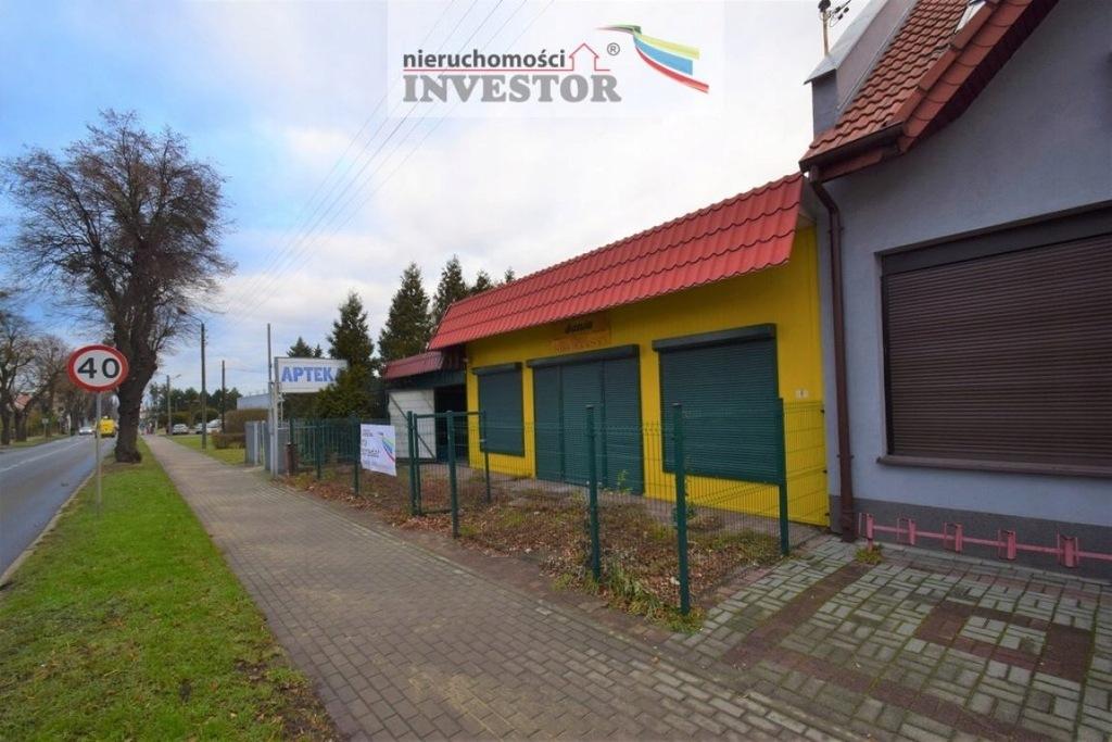 Komercyjne, Tułowice, Tułowice (gm.), 100 m²