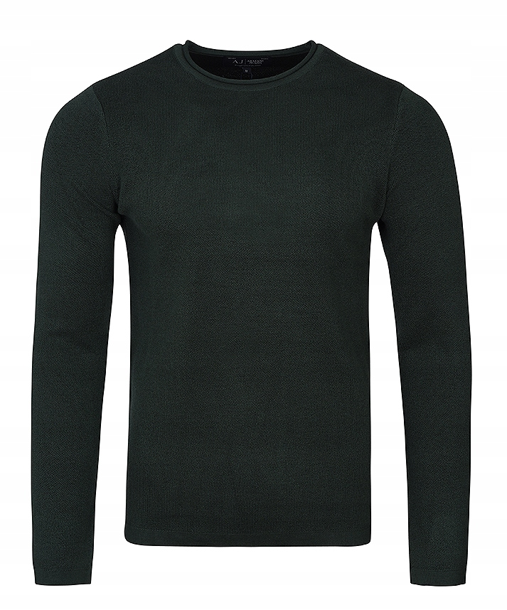 SWETER ARMANI JEANS Army 807