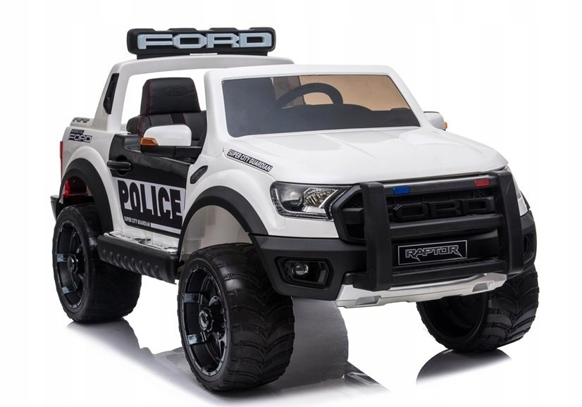 Auto na Akumulator Ford Raptor Police DK-F150RP Bi