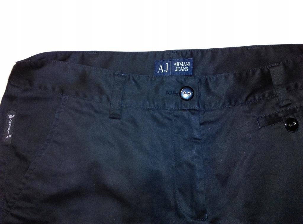 Spodnie damskie Armani używane