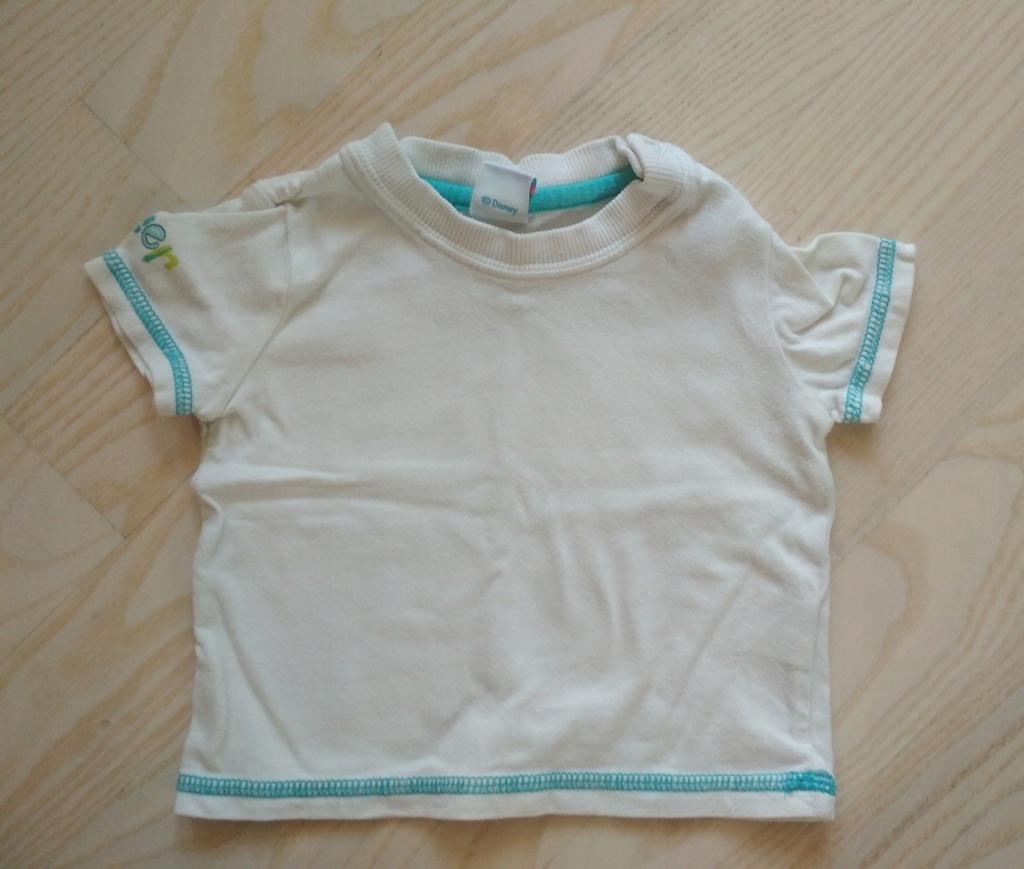 T-Shirt DISNEY Tigger 56 62 0-3 m-ce