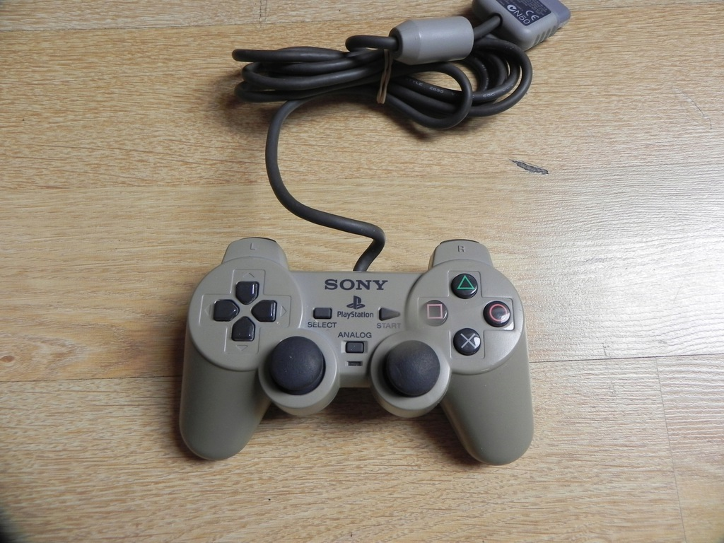 Pad Sony Dualshock Scph-1200 A Sprawny stan dobry