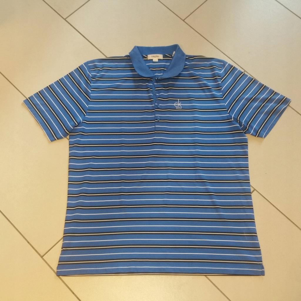Koszulka POLO t-shirt CALVIN KLEIN XL
