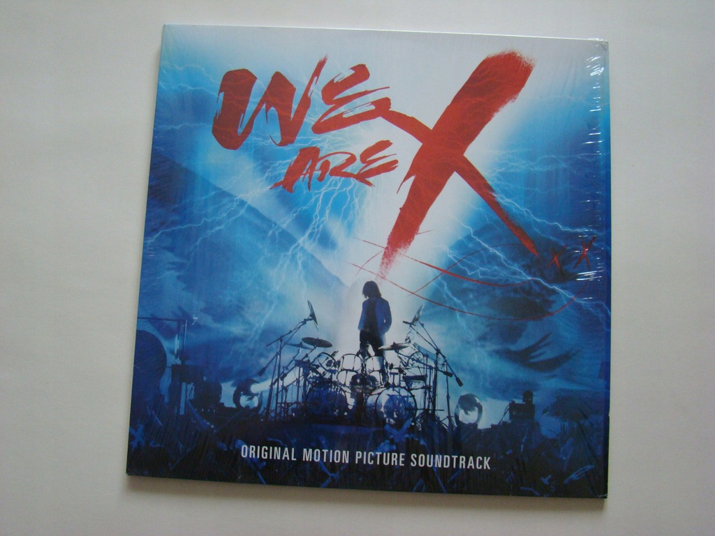 X Japan We Are XOriginal Motion Picture Soundtrack