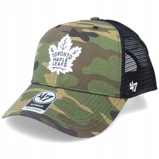 Czapka NHL Toronto Maple Leafs '47 MVP CAMO