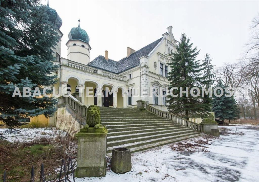 Obiekt zabytkowy, Lubinicko, 1100 m²