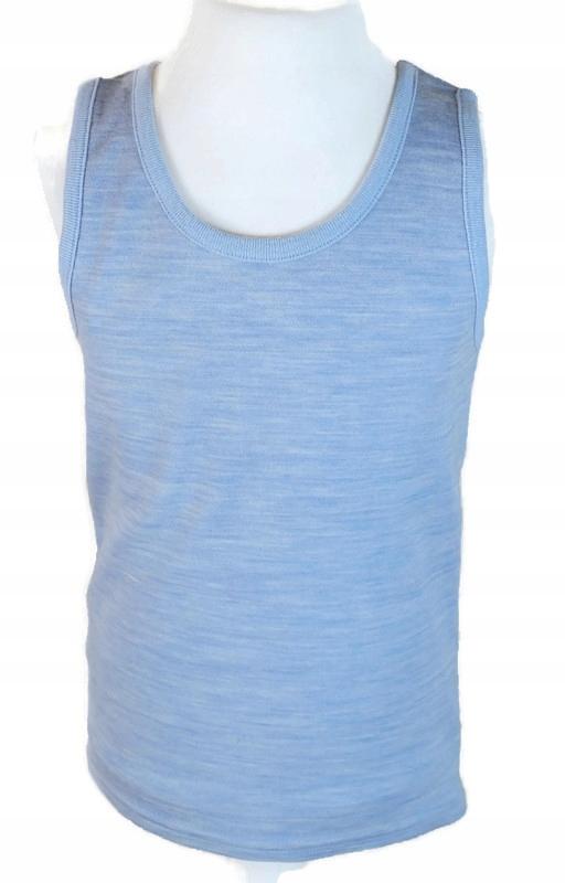 HUST&CLAIRE top koszulka wełna merino wool 104
