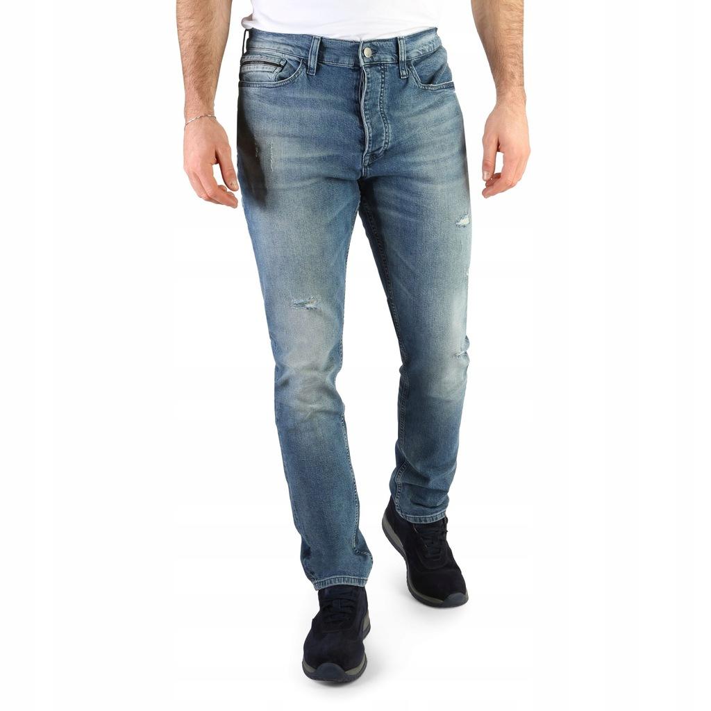 Spodnie męskie dżinsy Calvin Klein-J30J305029_ 34