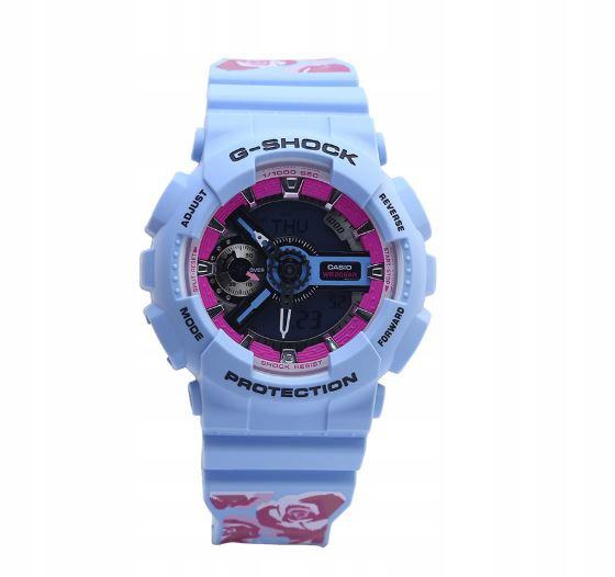 Casio G-Shock GMA-S110F-2A - Niebieski