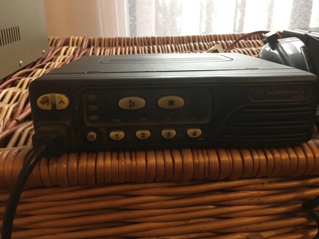 Motorola GM350 Radiotelefon