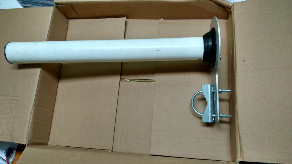 Antena helikalna kierunkowa Wi-Fi 2.4 GHz