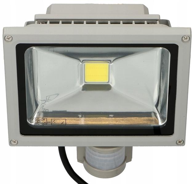 Naświetlacz LED Kinzo 20W z czujnikiem ruchu