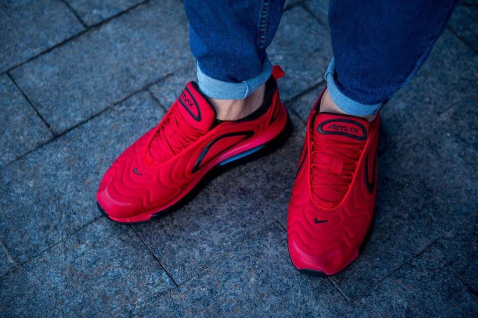 Nike Air Max 720 University Red r44