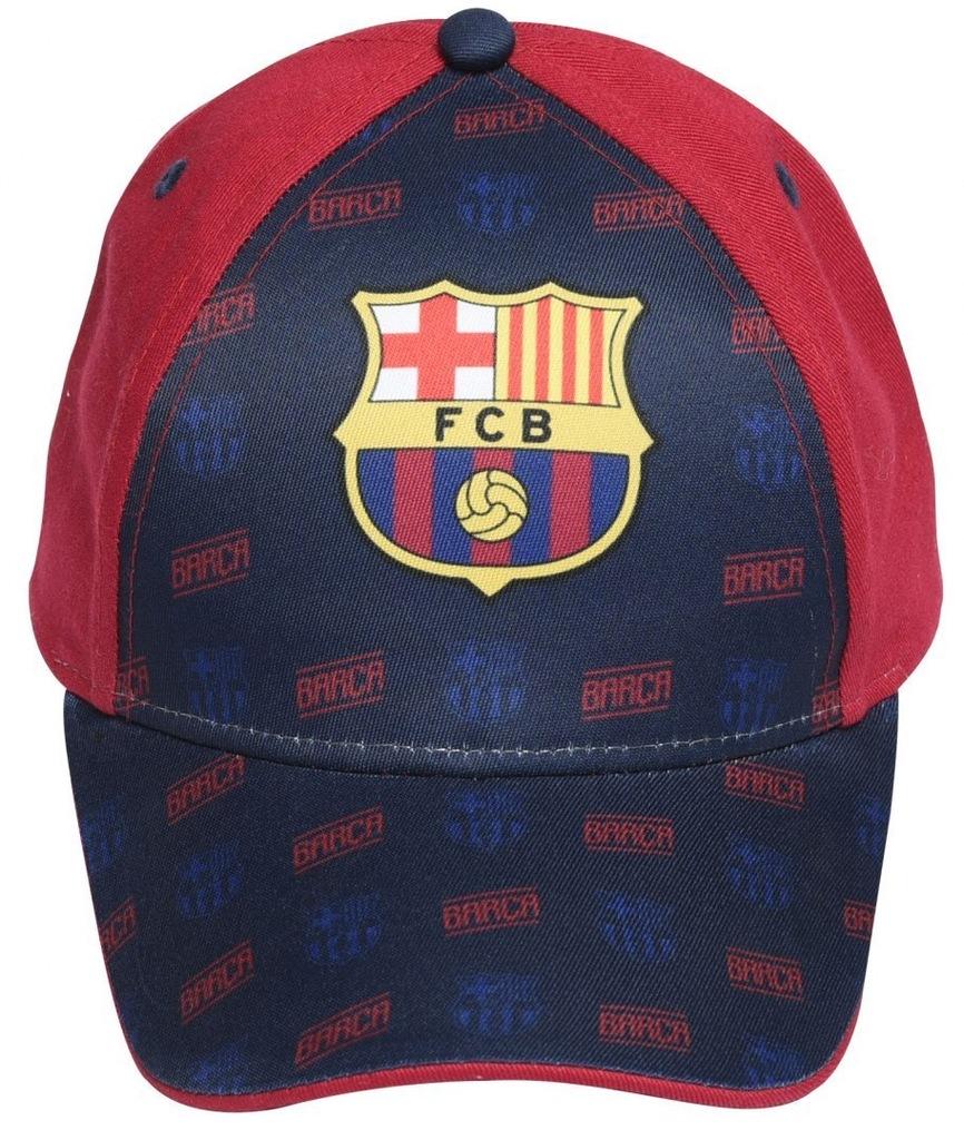 Czapka z daszkiem męska FC Barcelona