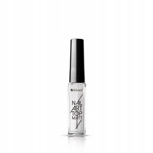 Silcare NAIL ART TOP MATT Preparat matujący 9ml
