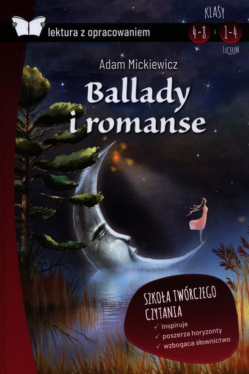 BALLADY I ROMANSE LEKTURA Z OPRACOWANIEM ADAM...