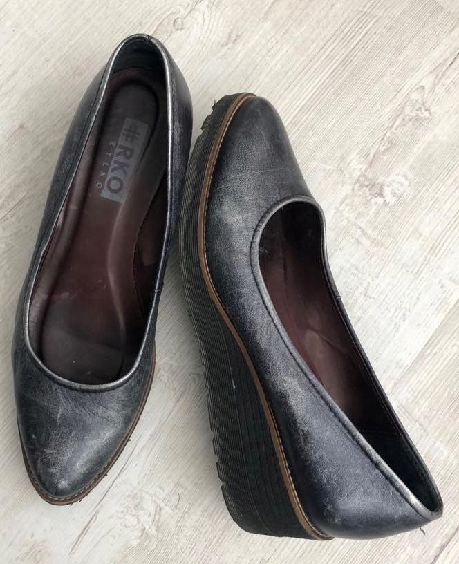 RYŁKO RKO ze skóry super buty r. 39