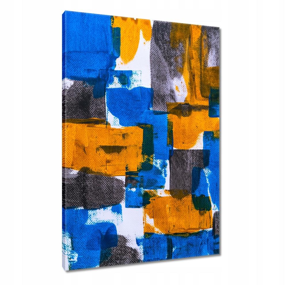 Obrazy 95x150 Abstrakcja Pablo