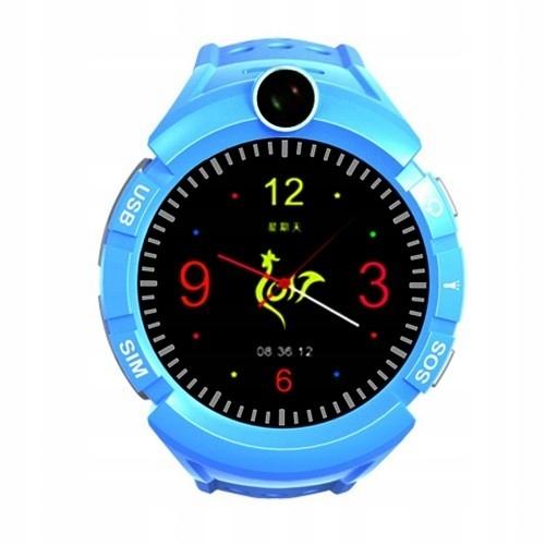 Smartwatch dla dziecka ART Kids GPS/WIFI Blue