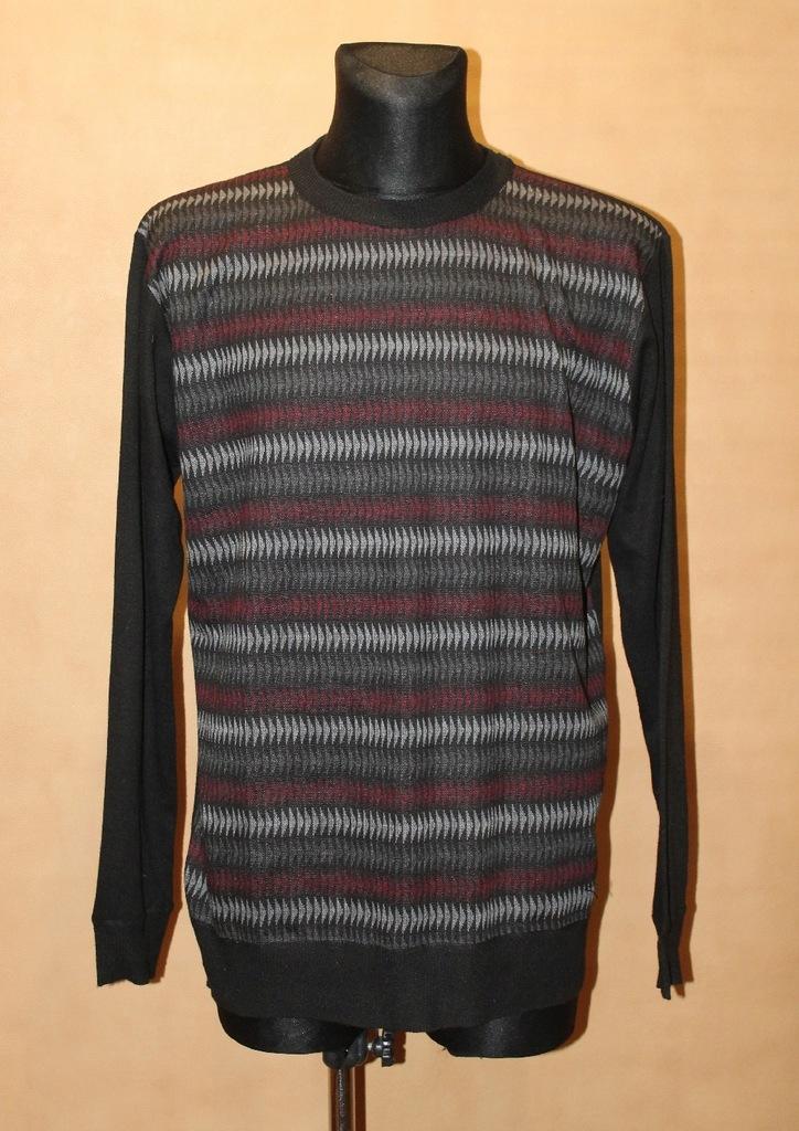 PIERRE CARDIN sweter rozm. XXL