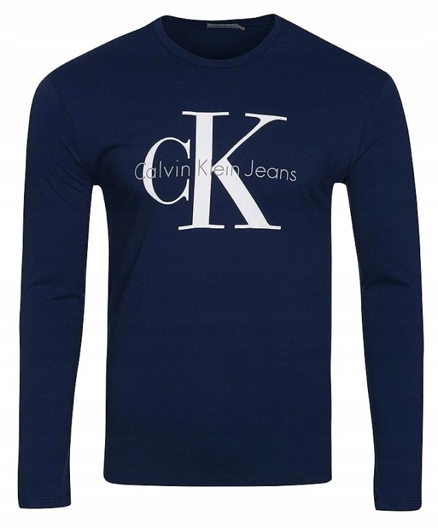 Koszulka Longsleeve Calvin Klein Orginał___L