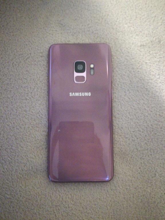 Atrapa Samsung galaxy s9